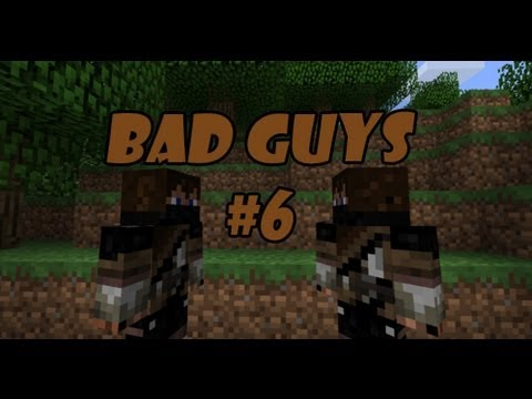 MineCraft - Плохие парни - Часть 6