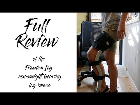 Hands-Free crutches! Freedom Leg Brace vs iwalk 2.0 detailed REVIEW