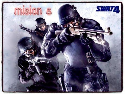 Swat 4- Mision 6 | ESPAÑOL | PC HD | 720P