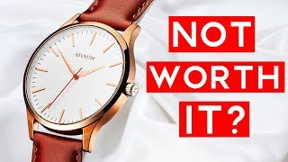 Why I HATE MVMT Watches! (& Similar Brands) | Why They Aren't Worth The Money For Most Guys