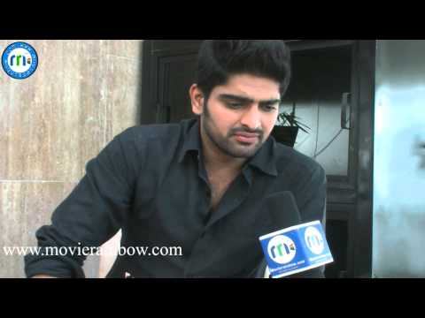 Naga Shourya exclusive interview with movierainbow.com Photo Image Pic