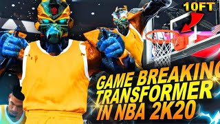 110 OVERALL TRANSFORMER BUMBLE BEE Has a GAME BREAKING CONTACT DUNK PACKAGE!