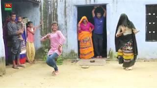 इस लड़की ने किया अपनी देसी भाभी के साथ जमकर डांस || Chhati Jale Jithani ki || Ajeet katara rasiya