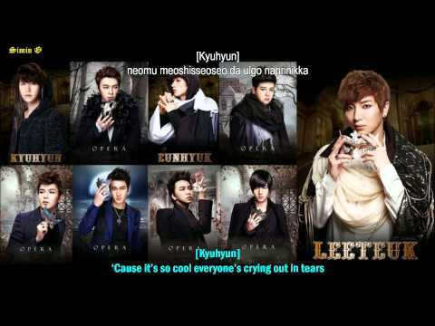 Super Junior - Opera [rom + Eng] (korean Ver) video