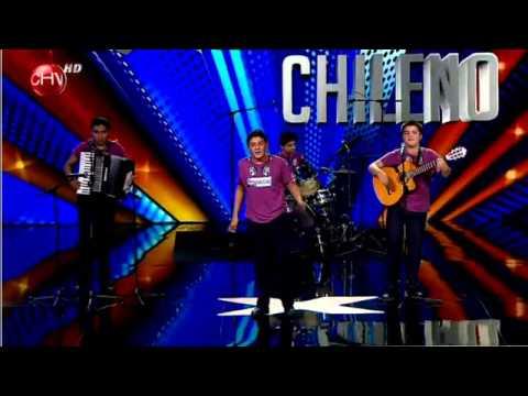Grupo Amanecer - Talento Chileno HD