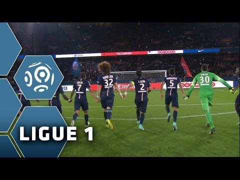 Paris Saint-Germain - Olympique de Marseille (2-0) - Highlights - (PSG - OM) / 2014-15