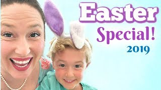 Ballinger Family Easter Special 2019!