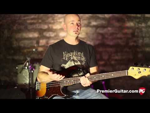 Review Demo - G&L LB-100 Bass
