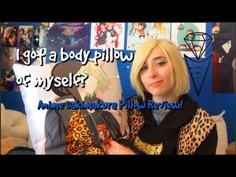 Pillow Review   Anime Dakimakura Pillow   KaratJuice Reviews!