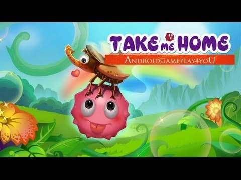 Take me Home Android Game Gameplay