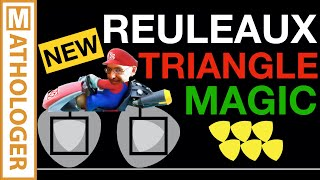 New Reuleaux Triangle Magic