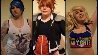 Shake It Off - Cosplay Mashup CMV