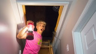 OPENING ABANDONED SAFE IN THE ATTIC!!
