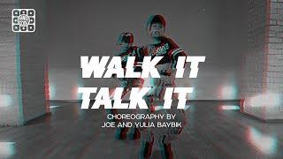 MIGOS - Walk It Talk It | Joe and Yulia Baybik choreography