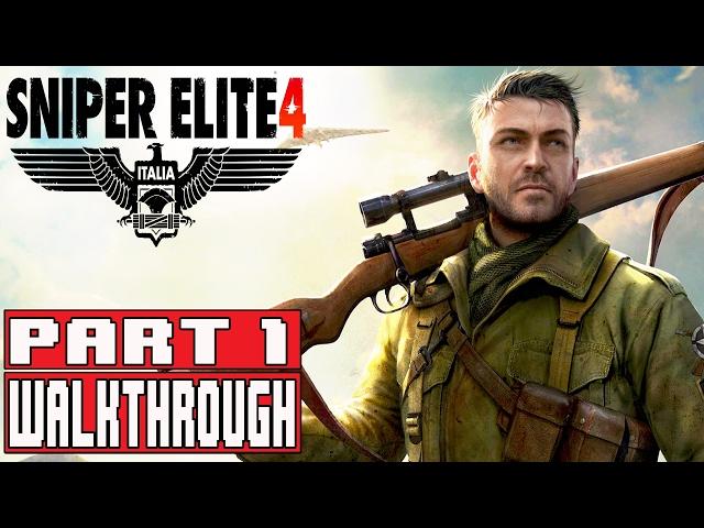 Руководство запуска: Sniper Elite 4 по сети