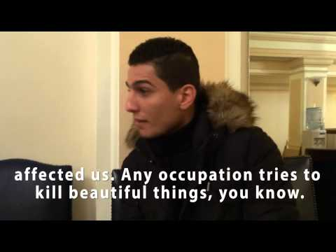 Arab Idol Mohammed Assaf interviewed in London