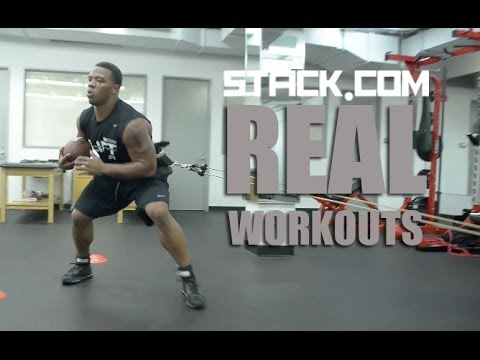 Real Workouts: Ray Rice