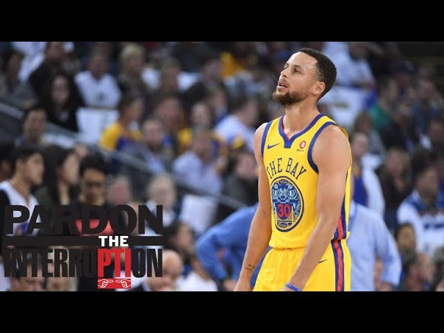 Warriors should be '100 percent cautious' with Stephen Curry | Pardon the Interruption | ESPN