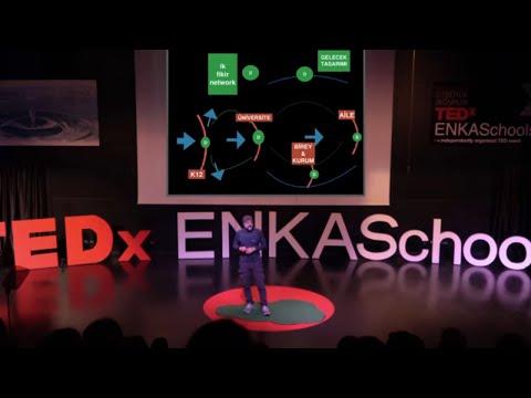 Hayal Deyip Geçme! | Semih Yalman | TEDxENKASchools