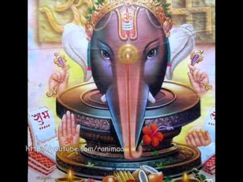 Teri Jai Ho Ganesh Ji By Saleem .wmv video