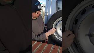 Michelin Contactless Tyre Pressure Checker Key Fob Video tutorial - TPMS