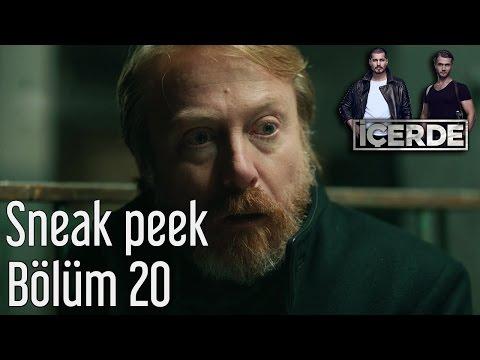 İçerde 20. Bölüm Sneak Peek