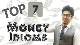 Money Idioms - Spoken English Lesson