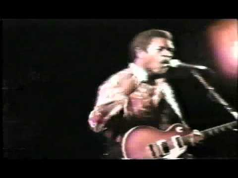 Luther Allison Live! At Memphis in May 1996 Part 2 of 10.