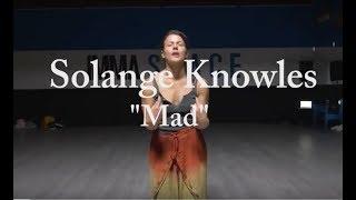 Mad • @solangeknowles • Choreo by @janelleginestra