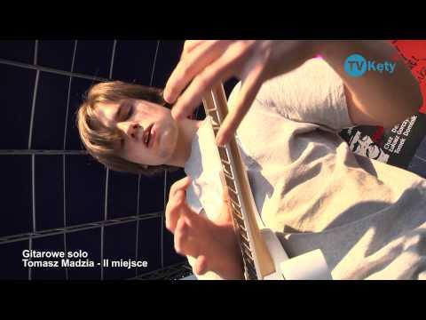 Solo Gitarowe - Tomasz Madzia TV Kęty