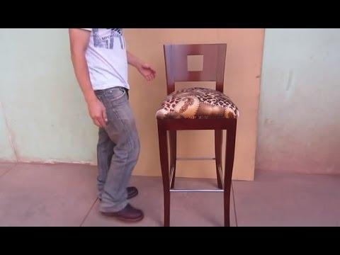 Resumen de como fabricar una silla de madera tapizado - Como tapizar sillas de madera ...