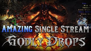 Godly Single Stream Luck - Diablo 2