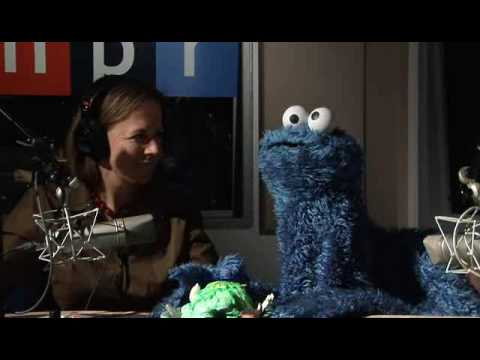 NPR Cookie Monster Interview Video