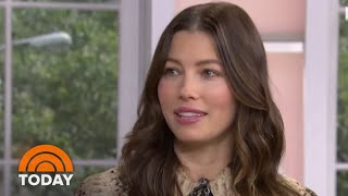 Jessica Biel Declares 'I Am Not Against Vaccinations' Amid Controversy | TODAY