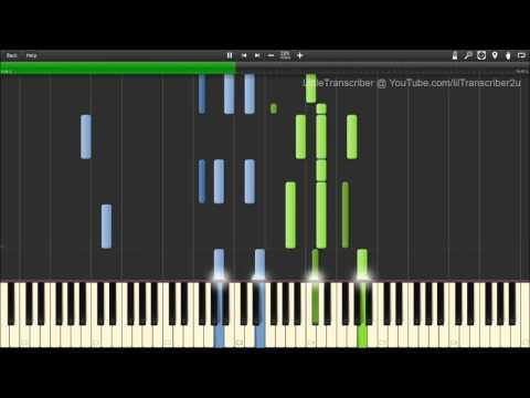 Pink - Just Give Me A Reason (Piano Tutorial) ft. Nate Ruess by LittleTranscriber