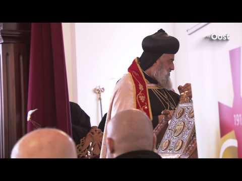 Ruben van der Kaap wil priester worden in de Syrisch-orthodoxe kerk