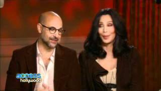 Access Hollywood: Cher On Christina Aguilera: We Had A Friendship Right From The Beginning (November