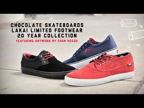 LAKAI : 20 YEARS OF CHOCOLATE COMMERCIAL