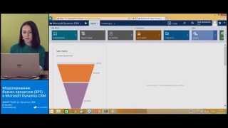 SMART TALKS 12: Dynamics CRM - Моделирование бизнес процессов BPF в Microsoft Dynamics CRM