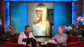 Drake on The Ellen DeGeneres Show 2013 Season 11