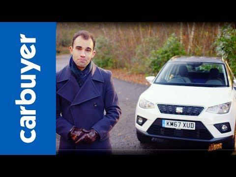 New 2017 SEAT Arona in-depth review – Carbuyer – James Batchelor