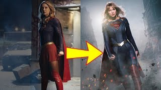 Supergirl Finally Gets Pants! New Suit in Season 5