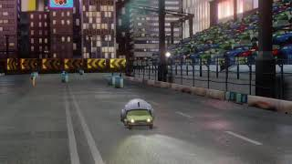 Cars 2 The Video Game | Gunner Acer - Mission: Ginza Invasion |