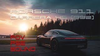 POV - 2019 Porsche 911 Carrera 4S (992) - PSE Sound