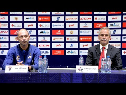 Сочи - Канада: пресс-конференция (6.08.17) / Sochi - Team Canada: press conference