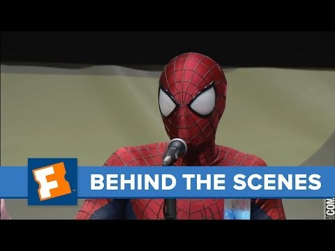 The Amazing Spider-Man 2 - Becoming Peter Parker   Behind the Scenes   FandangoMovies