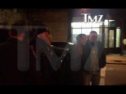 Lindsay Lohan Arrested Again -- VIDEO!