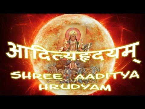 Aditya Hrudayam Stotra - Conquer Your Fears & Enemies