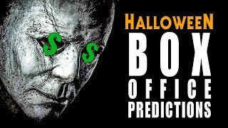 Halloween (2018) Box Office Predictions | Potential Sequel?