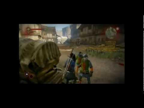 Pento Press Start : Epic Fail sur The Witcher 2 Assassins of Kings